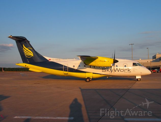 Fairchild Dornier 328 (HB-AES)
