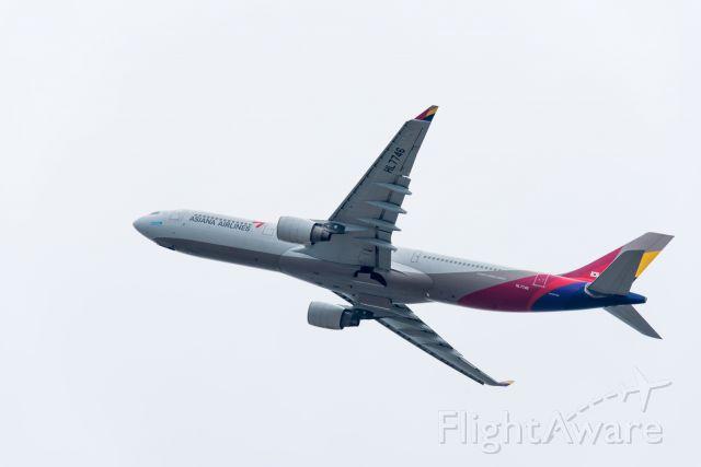 Airbus A330-300 (HL7746)