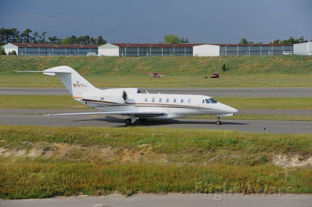 Cessna Citation X (N757XJ)