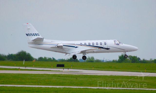 Cessna Citation V (N556BG)