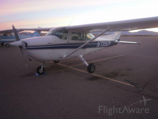 Cessna Skyhawk (N739ZN) - Excellent trainer 172 with 180 conversion. Garmin 430, VOR, DME.