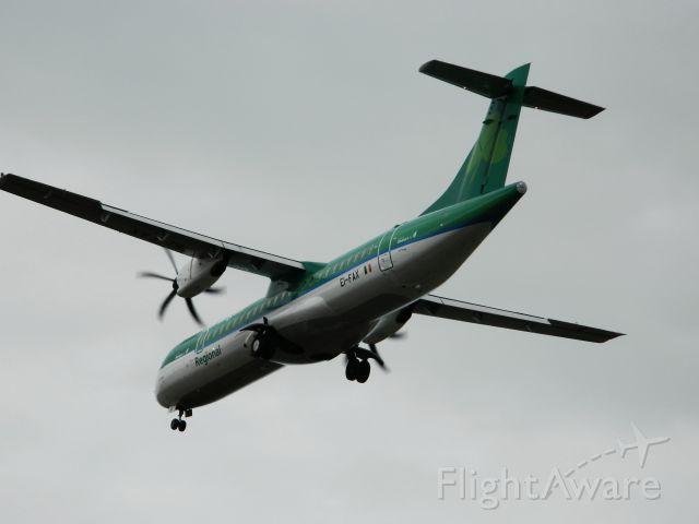 ATR ATR-72 (EI-FAX)