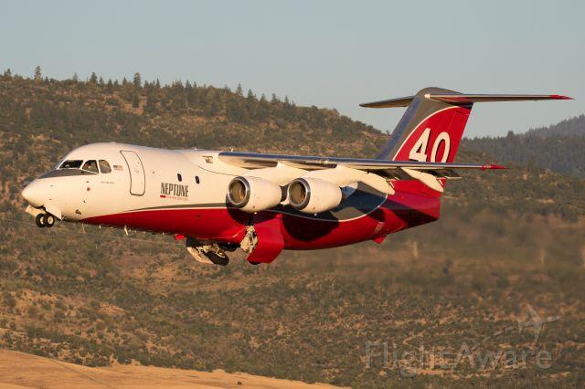 British Aerospace BAe-146-200 (N470NA)