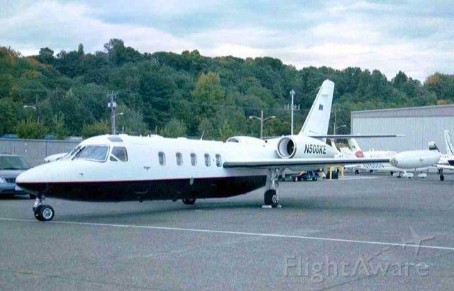 IAI 1124 Westwind (N500KE)