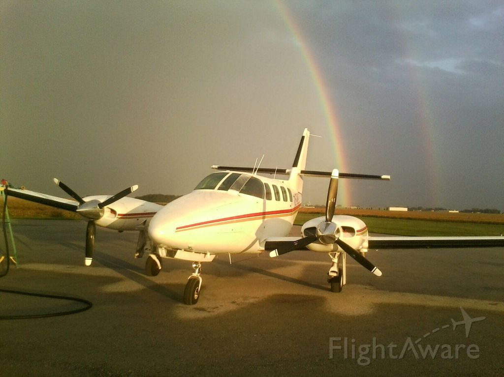 Cessna T303 Crusader (N548LC)