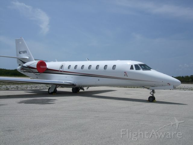 Cessna Citation Sovereign (N278SV) - Cessna Citation Sovereign (twin-jet) (C680/Q)