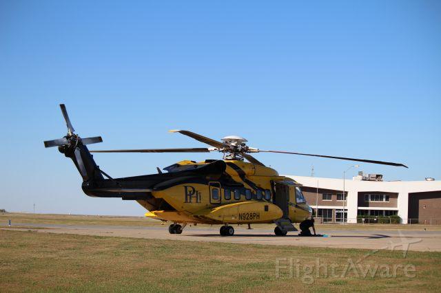 Sikorsky Helibus (N928PH)