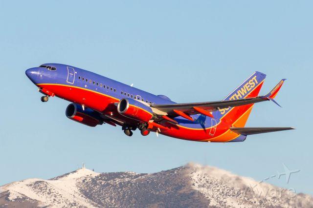 Boeing 737-700 (N274WN)