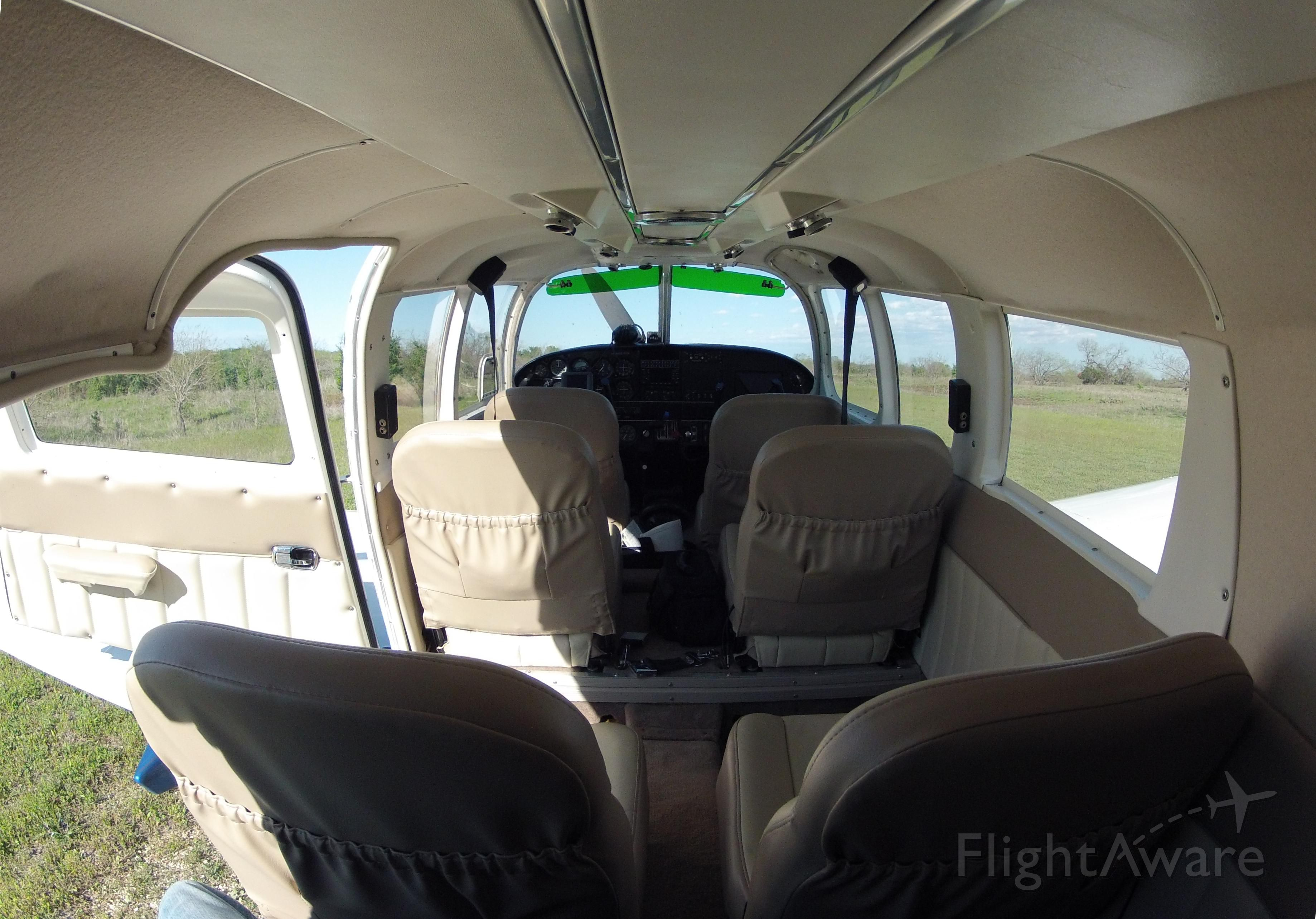 Piper Saratoga (N3502W) - Lake Whitney State Park