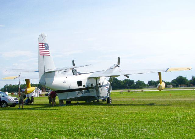 Grumman HU-16 Albatross (N702SN) - AirVenture 2016.