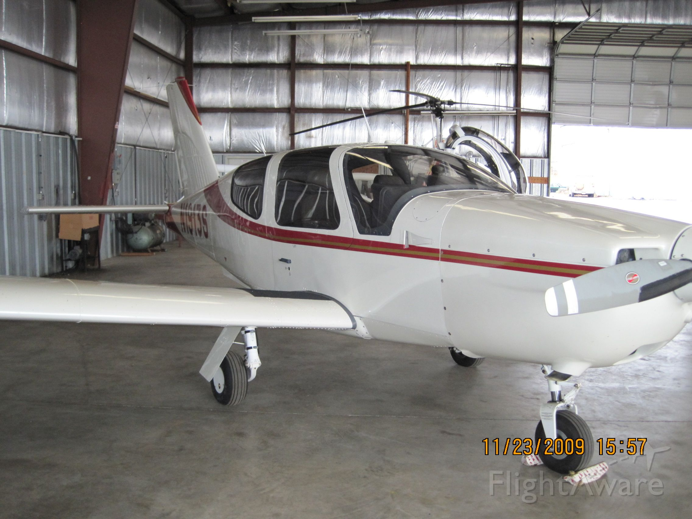 Socata TB-20 Trinidad (N1913S)