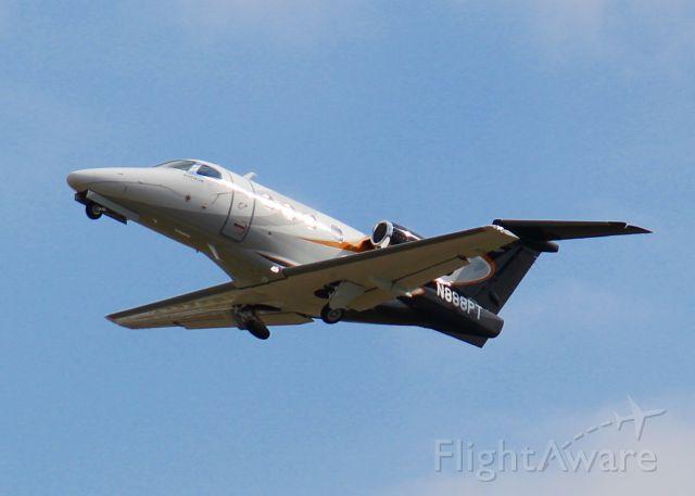 Embraer Phenom 100 (N888PT) - At Shreveport Regional.