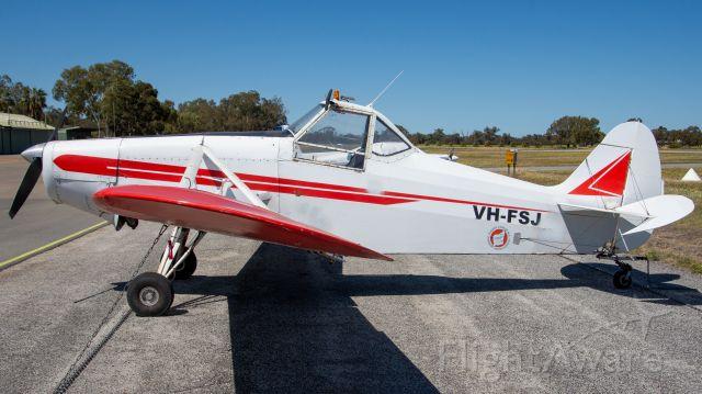 Piper PA-25 Pawnee (VH-FSJ)