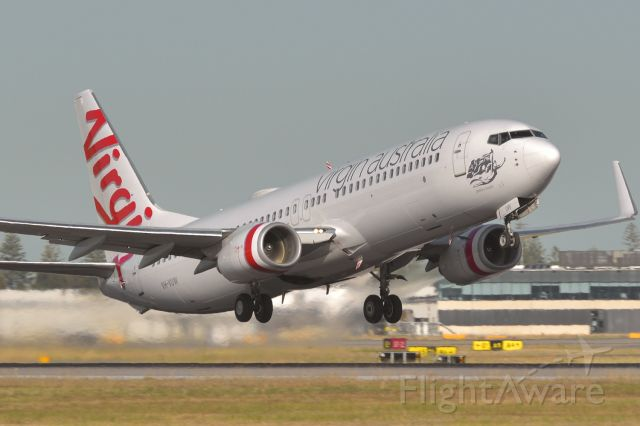 Boeing 737-800 (VH-VUW) - Adelaide 10 March, 2020