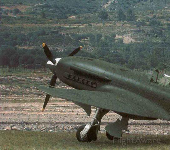 — — - Mystery airplane #6. Answer: Reggiane Re.2005