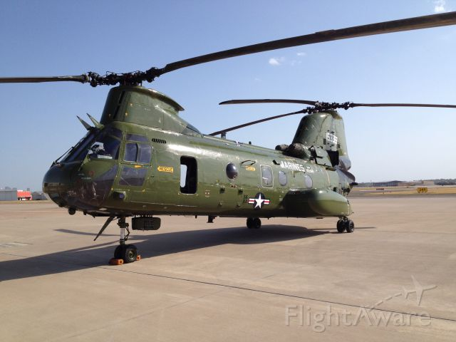 15-3369 — - CH-46E # 153369 of Marine Corps HMX-1.  Taken at Meacham International Airport, Fort Worth, Texas by Fort Worth Aviation Museum. @FtwAviation