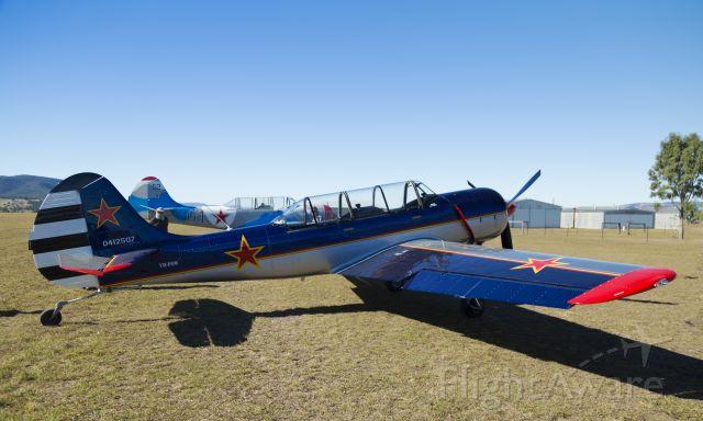 VH-POW — - Watts Bridge Airfield.