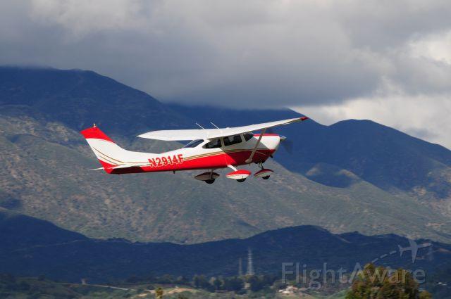 Cessna Skylane (N2914F) - Departing 8L