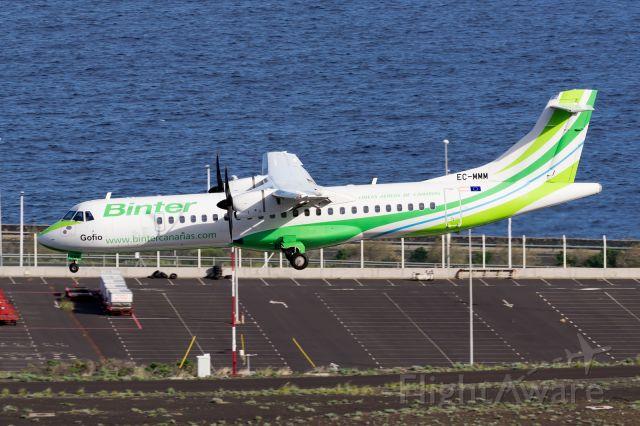 Aerospatiale ATR-72-600 (EC-MMM)