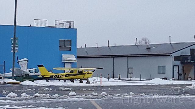 Cessna Commuter (C-FVGR)