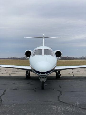 Cessna Citation III (N857DN)