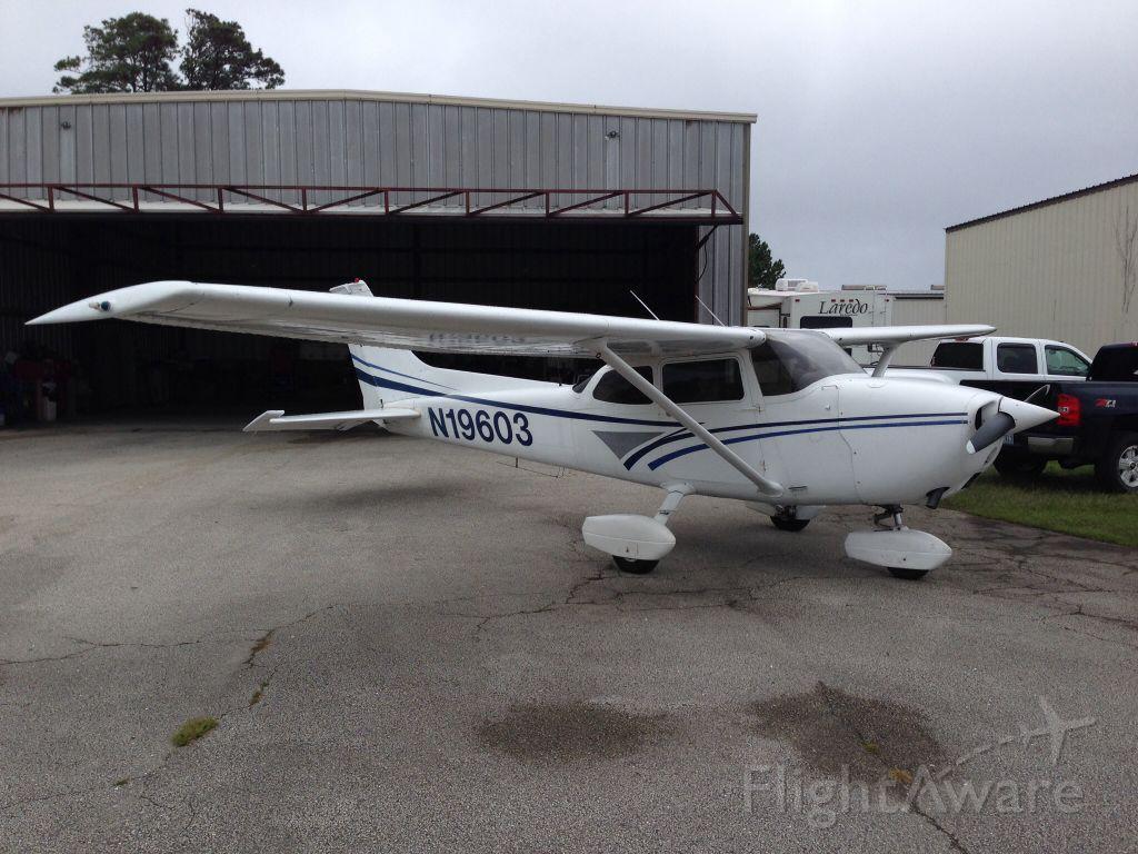 Cessna Skyhawk (N19603)