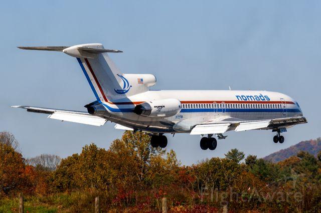 BOEING 727-200 (N727M) - 11/4/2007