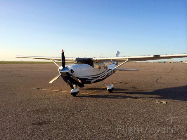 Cessna T206 Turbo Stationair (N516RA)