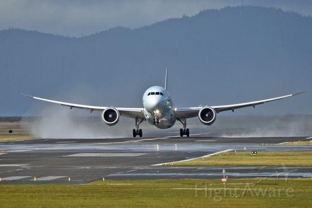 Boeing Dreamliner (Srs.8) (C-GHQY)
