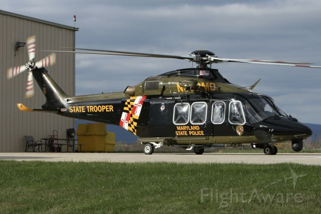 BELL-AGUSTA AB-139 (N382MD) - Airlifted the patient to Baltimore 11/18/2020