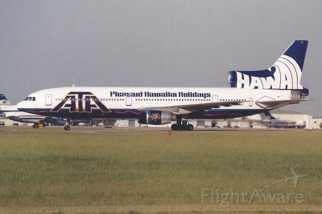 Lockheed L-1011 TriStar (N188AT)