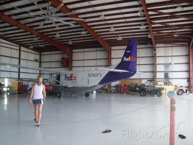 Cessna Caravan (N740FX)