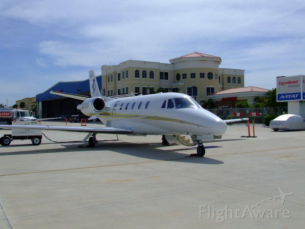 Cessna Citation V (N90CF)