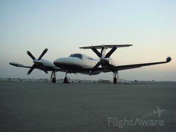 Piper Cheyenne 400 (N450MW) - 400 mph - 41,000 feet - 9 passengers