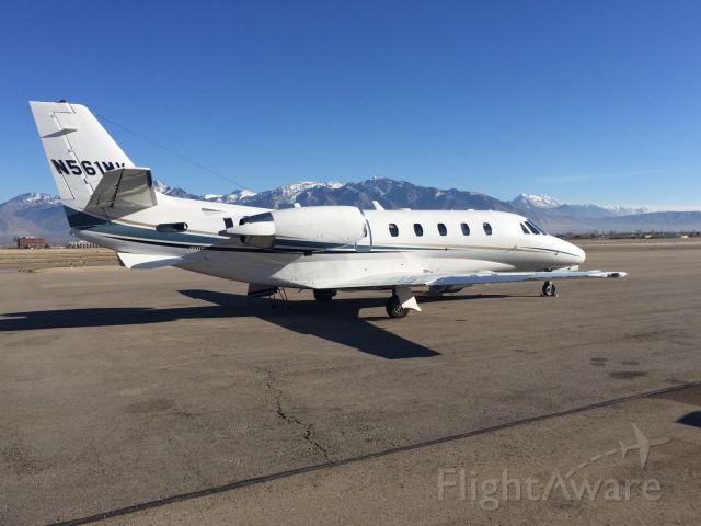Cessna Citation Excel/XLS (N561MK)