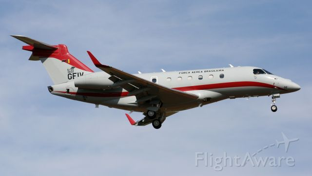 Embraer Legacy 550 (FAB3602) - GEIV 02