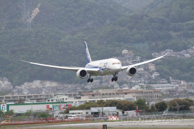Boeing 787-8 (JA807A)