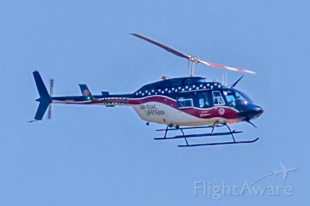 Bell JetRanger (N414AE)