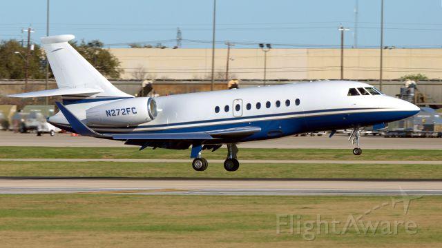 Dassault Falcon 2000 (N272FC) - 22 arrival.