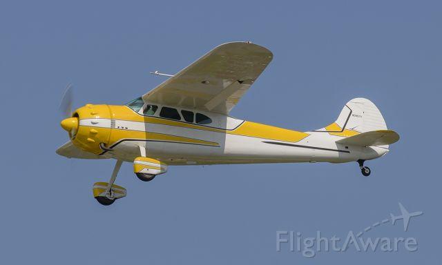 Cessna LC-126 (N3457V) - Runway 20R arrival @KDPA.