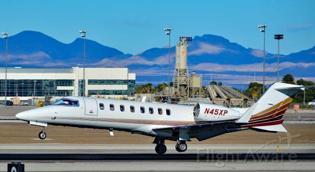 Learjet 45 (N45XP)