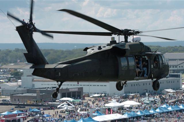 — — - Air to Air at Rhode Island ANG Airshow