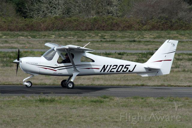 Cessna Skycatcher (N1205J)