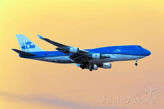Boeing 747-400 (PH-BFV)