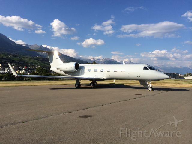 Gulfstream Aerospace Gulfstream IV (N716AS)