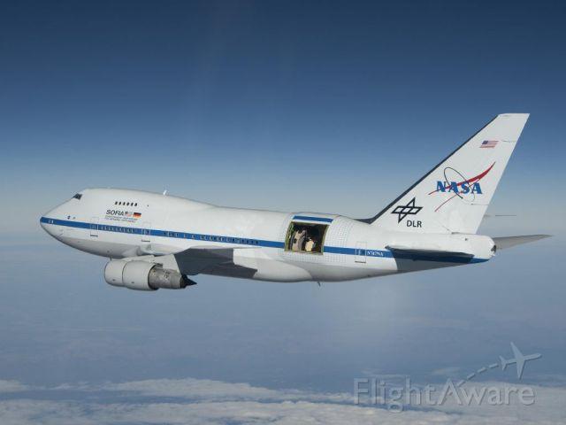 BOEING 747SP (NASA747)