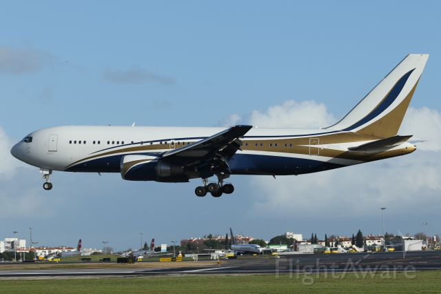 BOEING 767-200 (N767KS)
