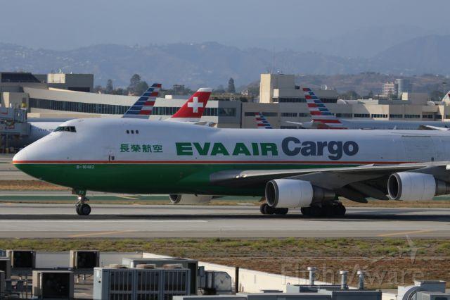 Boeing 747-400 (B-16482)
