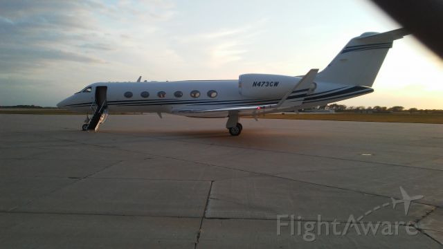 Gulfstream Aerospace Gulfstream IV (N473CW)