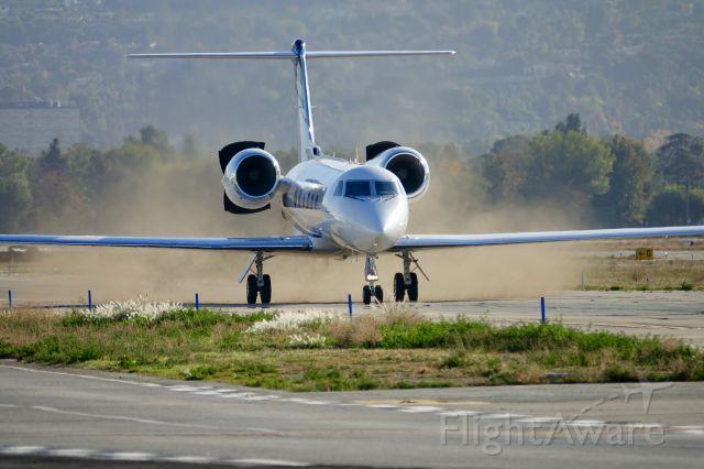Gulfstream Aerospace Gulfstream IV (N729TY) - N ???
